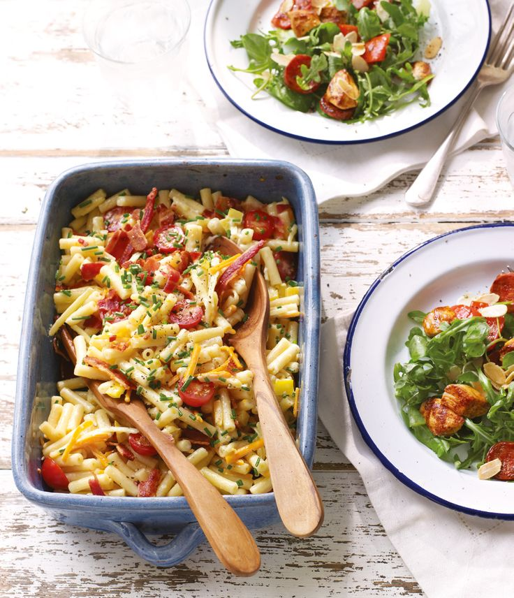 Mac 'n' Cheese Salad | Asda Good Living