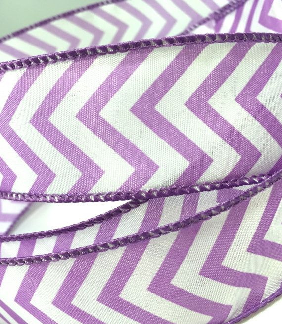 Wire Ribbon Designer Wire Ribbon Easter by SpecialtyBoutique