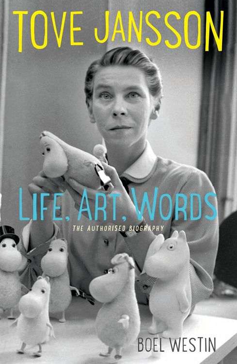 Tove Jansson biography by Boel Weston