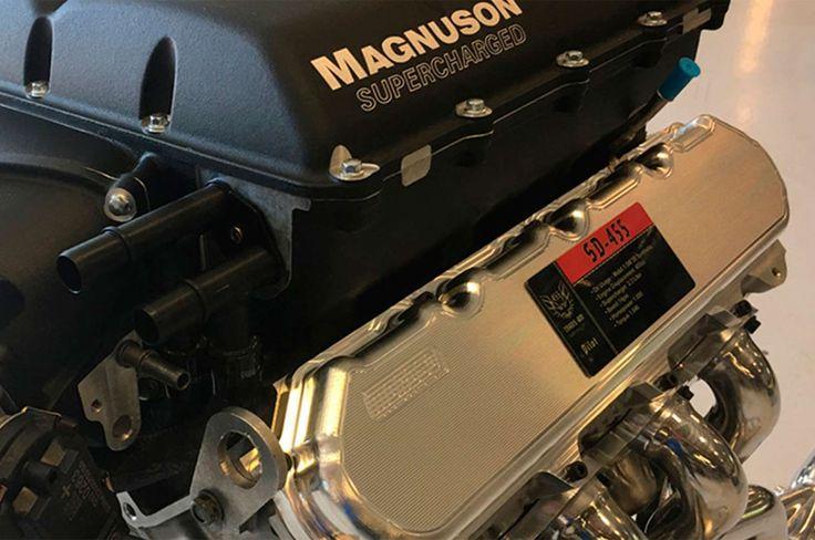 2017-Trans-Am-455-Super-Duty-motor-02.jpg - Motor Trend Staff