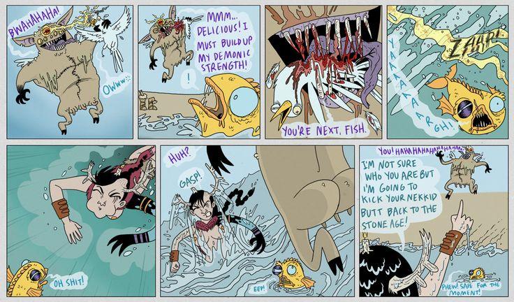 Ten Deadly Tasks Page 44 - Ten Deadly Tasks