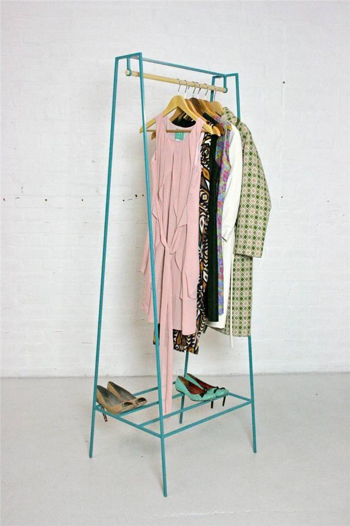 best 25 vintage clothes rail ideas on clothes