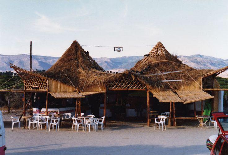 chiringuito Tarifa, Spain by Selby