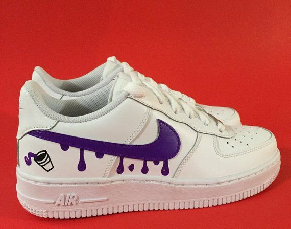 Custom Shoes Nike Air Force 1 One Adidas Vans Jordan