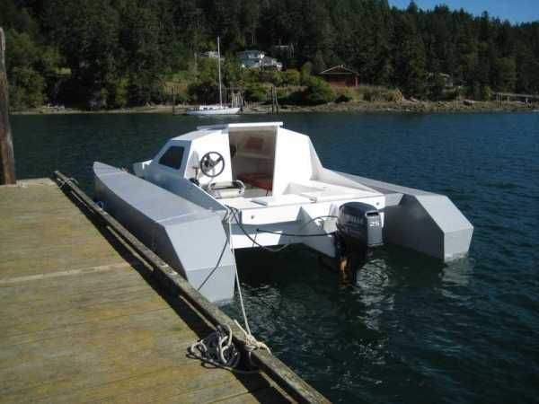 PNW Inside Passage - small full displacement power cruiser ...