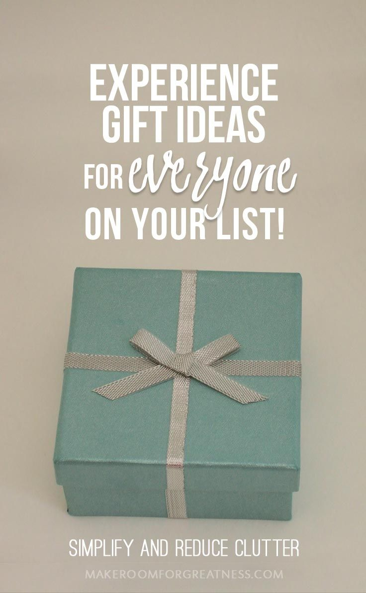 Are you tired of the usual after-Christmas clutter? Maybe there's someone on your list who is notoriously difficult to buy for. Maybe you just want to switch things up this year with more interesting gifts! Whatever the case, you're bound to find a solution amidsttheseexcellent experience gifts ideas! Classes: Lynda– give them the choice to …