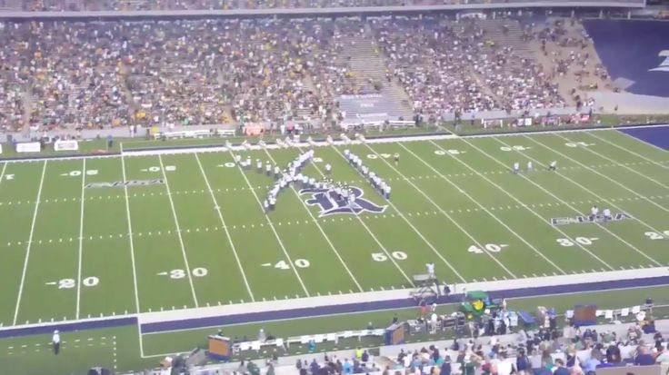 Rice University's Marching Band Mocks Baylor University's Sexual Assault…