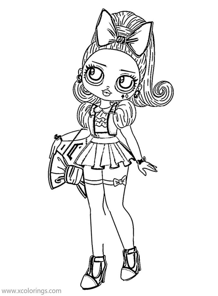 Omg Doll Coloring Pages Wandering B B Super Coloring Pages Coloring Pages Coloring Books