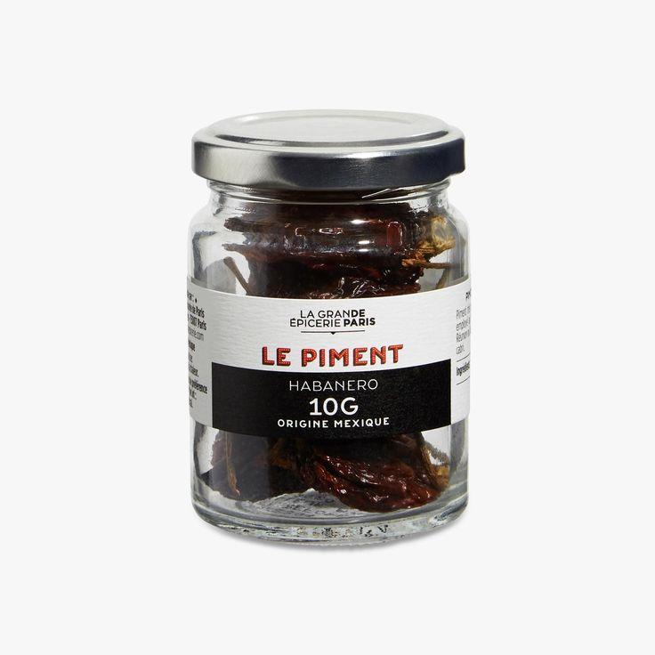 Piment Habanero  - La Grande Epicerie de Paris - Find this product on Bon March� website - La Grande Epicerie de Paris