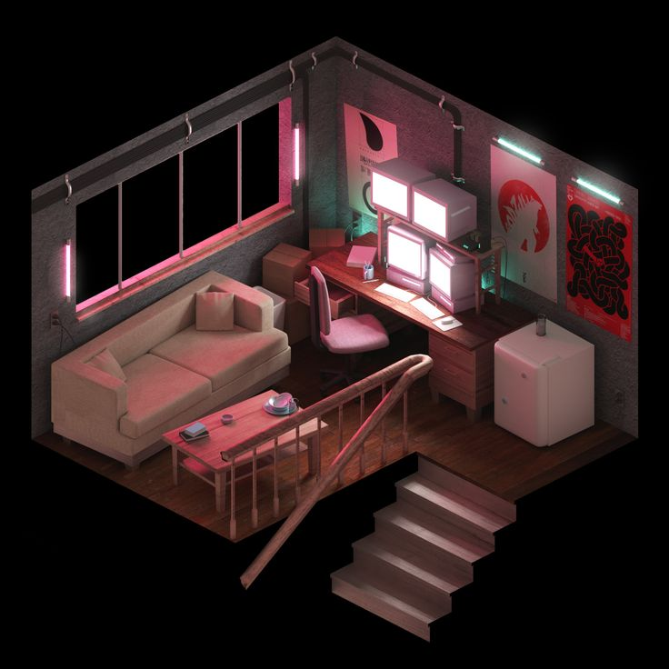 25 Best Ideas About Isometric Art On Pinterest