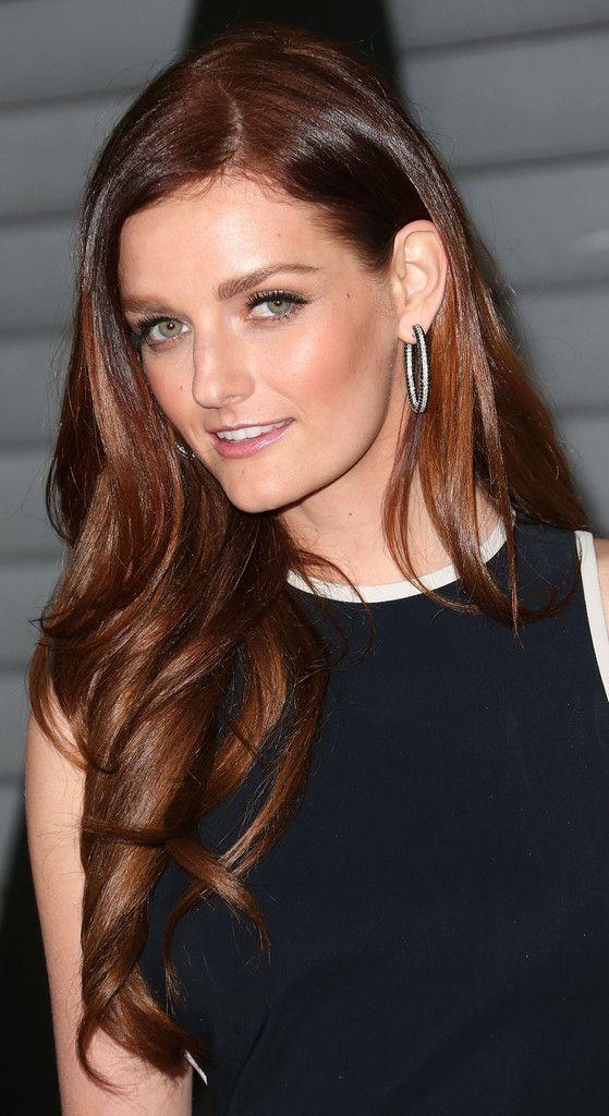 Lydia Hearst Hair Color
