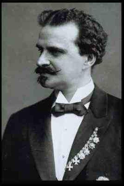 Eduard STRAUSS - Wiener Komponist