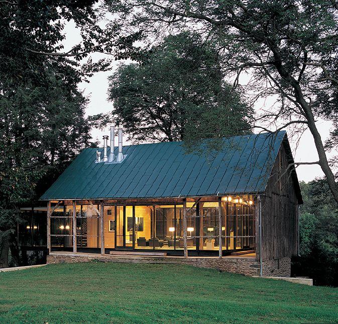 excellent barn conversion
