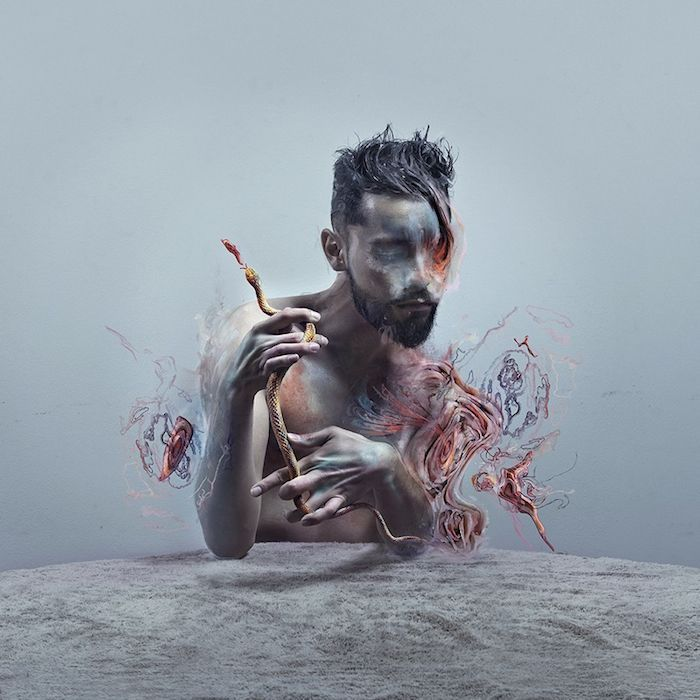 Surreal Portrait Photography and GIF Cinemagraphs by Jon Jacobsen   it COLOSSAL