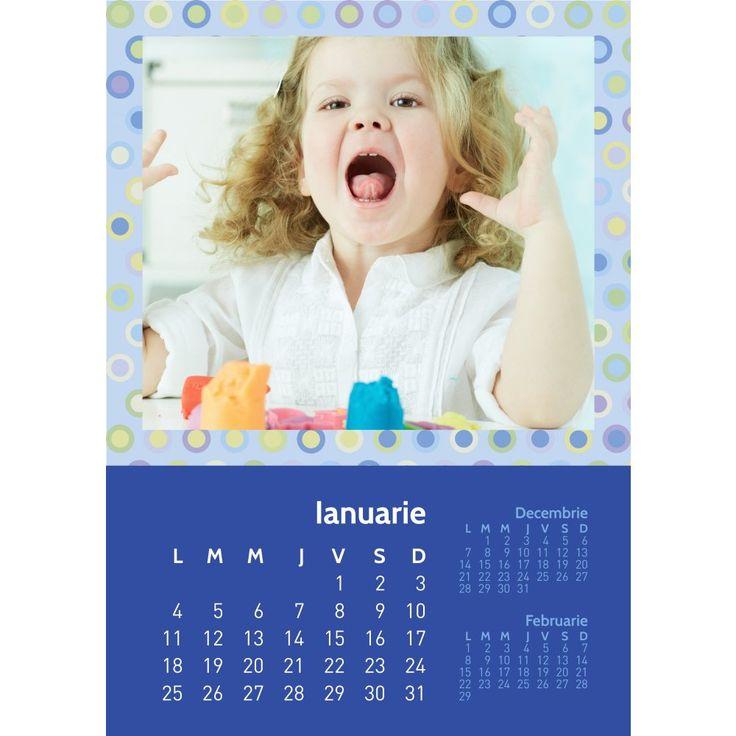 Calendar perete Buline fericite
