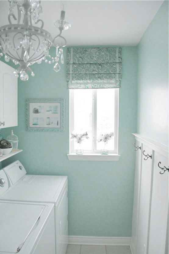 This is the color I am looking for!! I want to paint my craft room aqua