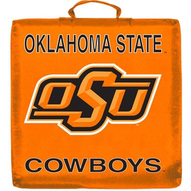 Oklahoma State Stadium Seat Cushion, Team