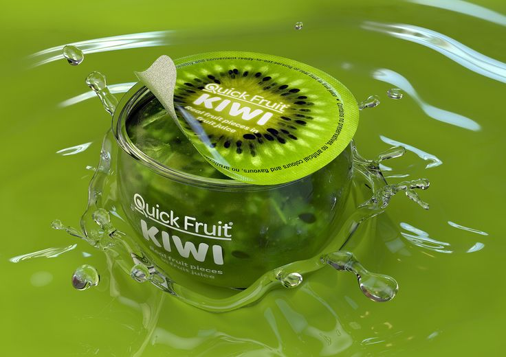 3D visualization renders for Quick Fruit packaging concept.