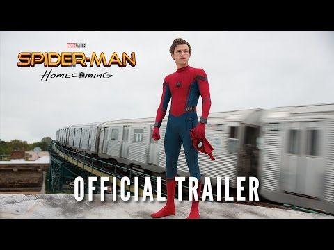 Bande-Annonce: Le nouveau Spider-Man!