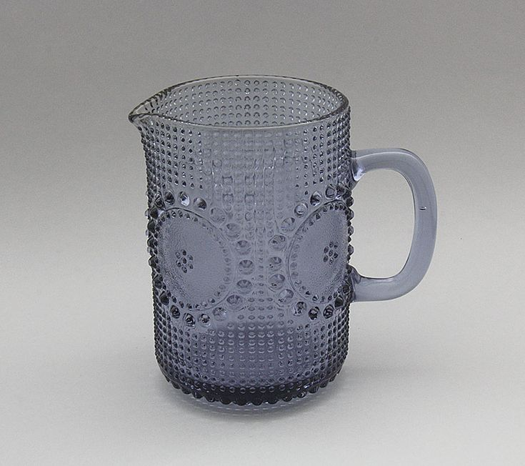 Glass jug, Grapponia, Nanny Still