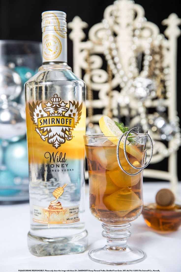 20 best images about smirnoff wild honey on pinterest for Vodka and iced tea drinks