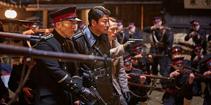 Au Festival du Film Coréen à Paris, héros et antihéros se partagent l'affiche via @Cineseries