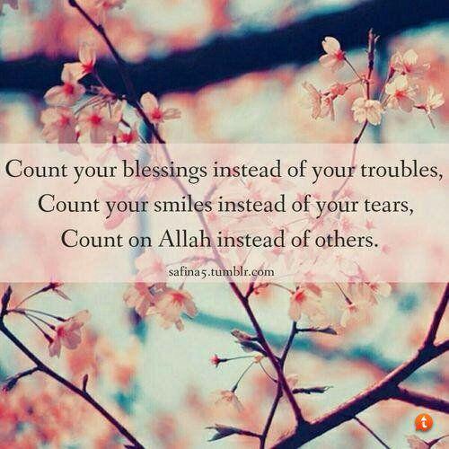 #Blessings #ALLAH