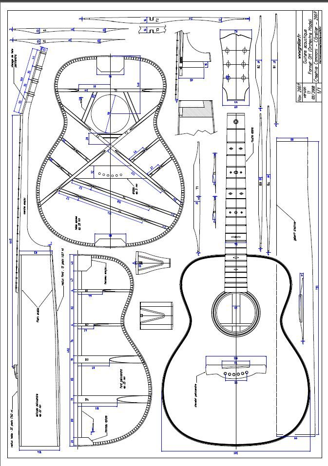 How To Make An Acoustic Guitar Music Instruments Guitar Guitar Building Acoustic Guitar