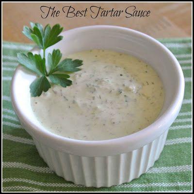 The Best Tartar Sauce Recipe