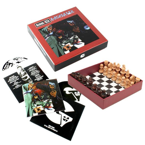 GZA: Liquid Swords - The Chess Box + 2CD PRE-ORDER
