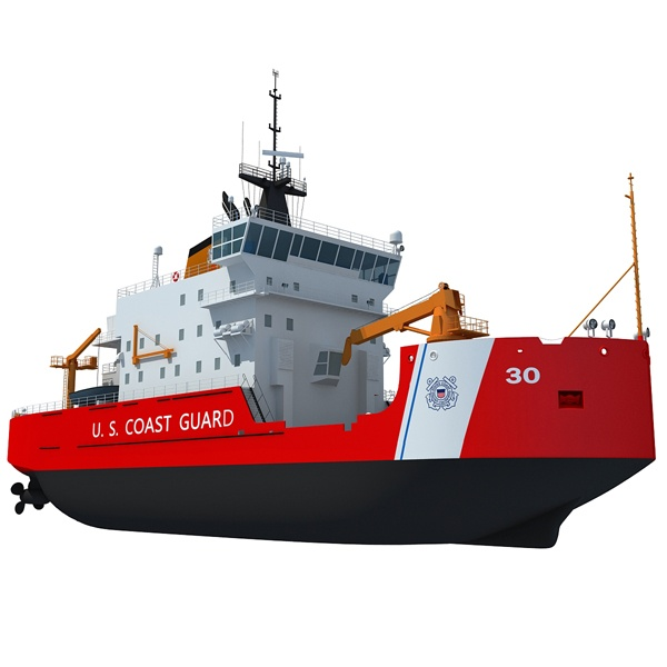 US Coast Guard Icebreaker USCGC Mackinaw - We got to tour this Cutter at the Grand Haven Coast Guard Festival 2013.