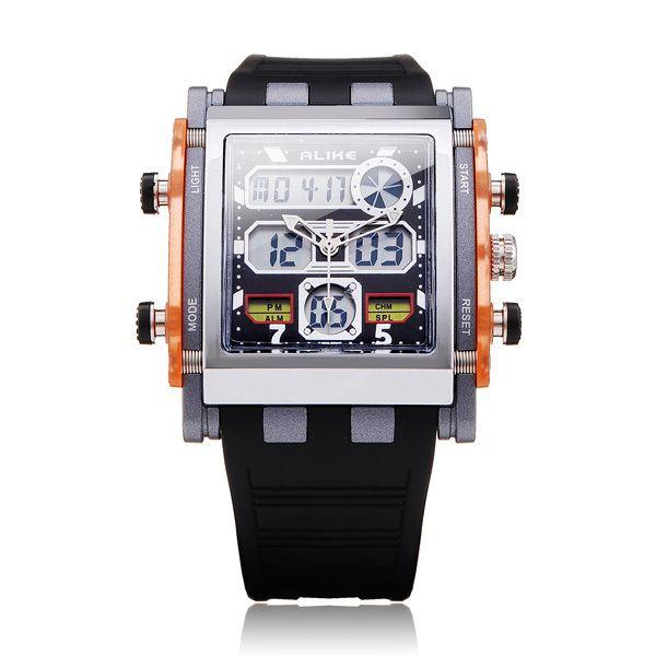 Brandfashion Online | Fashion and Accessories for Everyday - AK-ROBO Sports Black Mens Quartz Watch, $42.00 (http://www.lavendibags.com/ak-robo-sports-black-mens-quartz-watch/)