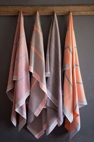 Itawuli hand woven towels by Mungo. Made in South Africa.