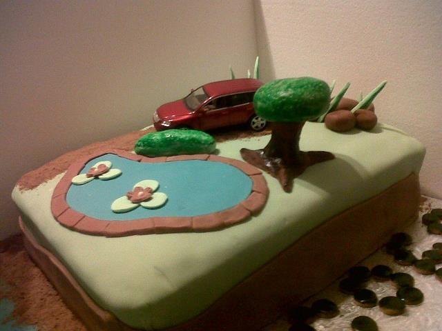 off road cake