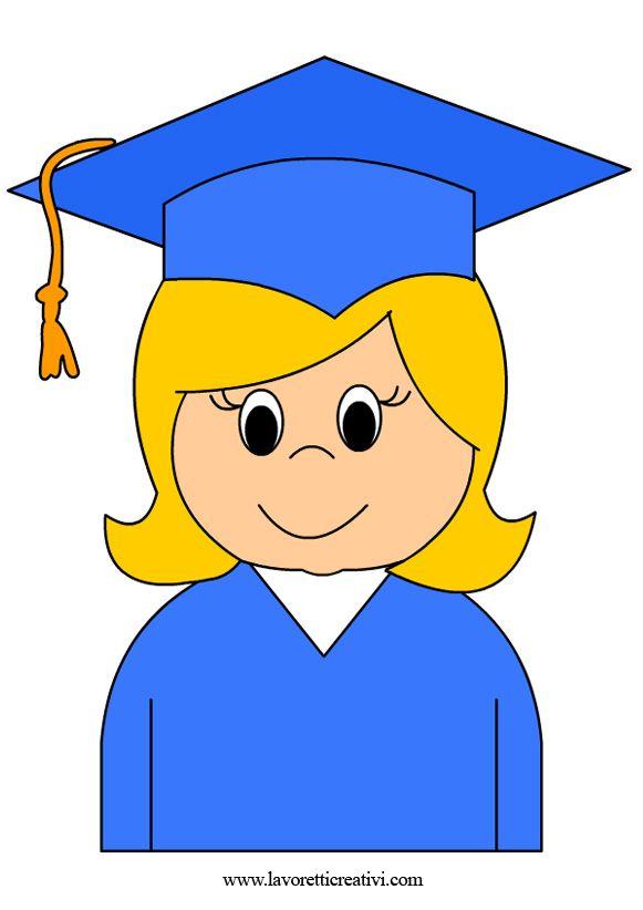 graduation kid -- girl
