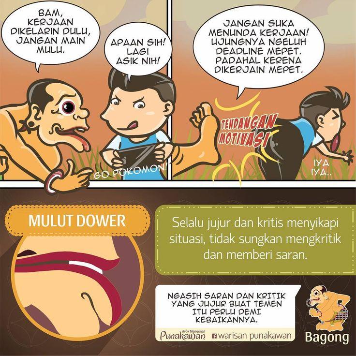 Berteman itu seyogyanya saling mengingatkan. Tapi mengingatkan dengan cara yg benar agak tidak salah paham.  #warisanpunakawan #punakawan #heritage #wayang #wayangkulit #budaya #culture #puppet #shadowpappet #semar #gareng #petruk #bagong #indonesia #jogja #kampanyebudaya #budayaindonesia #java #character #design #boy #komik #comic #komikstrip