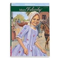 American Girl historical fiction?  Starts 1774