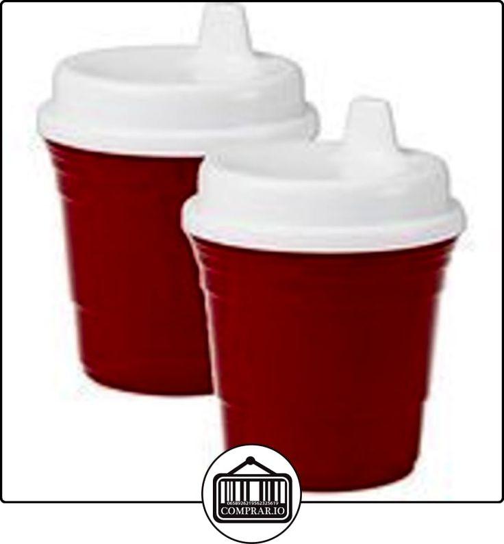 Rojo Taza con boquilla (2unidades)-8onzas. Baby Vaso con tapa de Snug Prueba de derrames-alternativa para biberones  ✿ Regalos para recién nacidos - Bebes ✿ ▬► Ver oferta: http://comprar.io/goto/B016JWPIN6