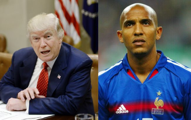 awesome Stop Us If You've Heard This One Before: Donald Trump Was Once Sued By Ex-Leeds Midfielder Olivier Dacourt