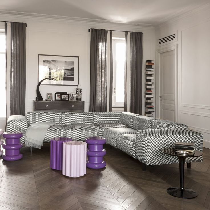 79 best SALOTTI images on Pinterest Couches, Canapes and Guest rooms - chaiselongue design moon lina moebel