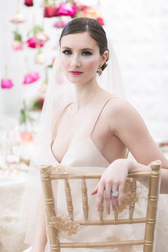 English Rose Inspired Editorial | The Bold + The Beautiful, Toast Events, Wedecor, Melanie Rebane Photography