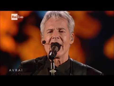 AVRAI - Concerto in Vaticano-Claudio Baglioni -Dagli il via-17/12/2016
