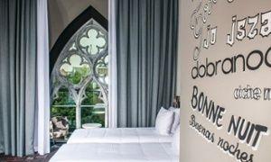 Dream hotel, Mons, Belgium