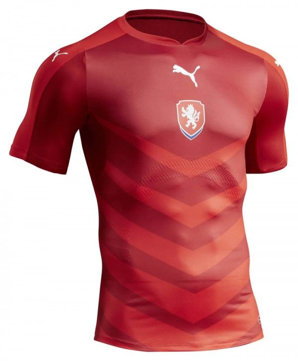 PUMA & FACR Launch the New Czech Republic Home Kit_4