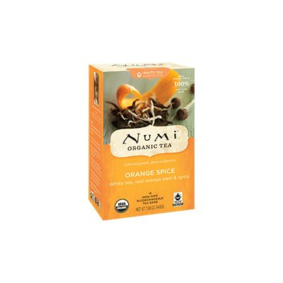 NUMI Orange Spice (White Tea)