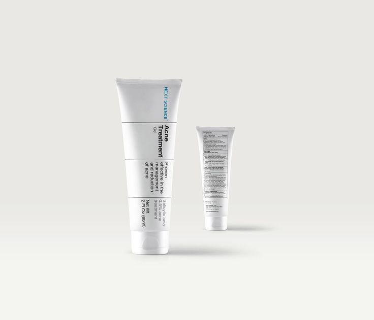 Swiss Design Elements Reflect This Biotech Company's Modern Treatment For Acne — The Dieline | Packaging & Branding Design & Innovation News
