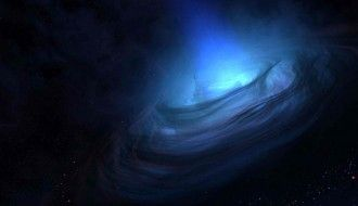 Space Digital Blasphemy Wallpaper HD Black Hole 1920x1200px Resolution