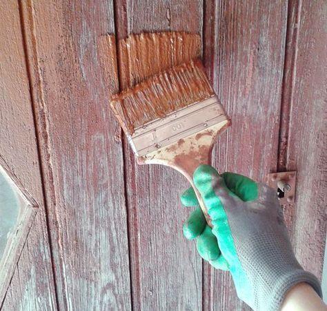 7 best abri bois images on Pinterest Organizers, Closet storage - preparer un mur pour peindre