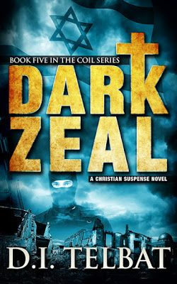 Christian Fiction Review: Dark Zeal (COIL, Book 5) by D. I. Telbat