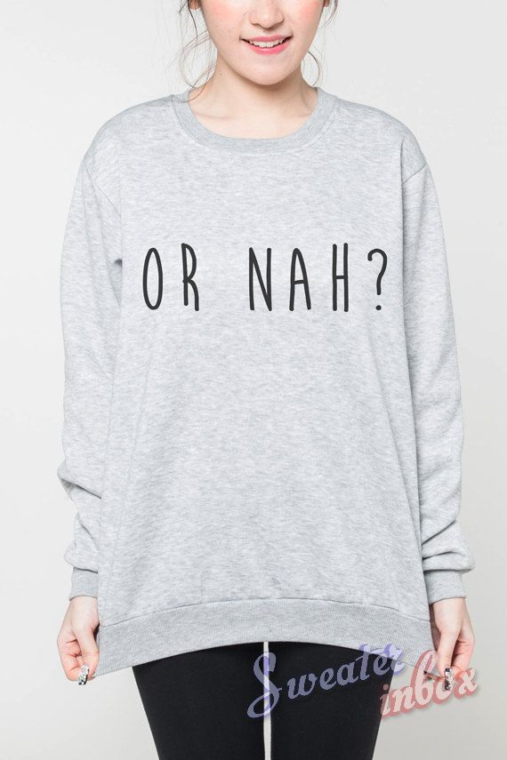 Or Nah Sweater Wiz Khalifa Hip Hop Rapper R&B Rap-I NEED THIS AND I LOVE THIS SONG!!